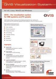 QViS Visualization System