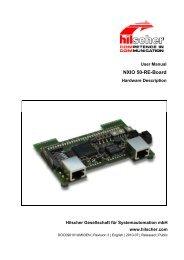 NXIO 50-RE-Board - Hilscher