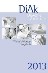DiAk-Jahresprogramm 2013 als PDF downloaden - networx.at