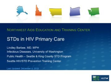 STDs in HIV Primary Care