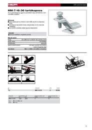 "Hilti Gewindeadapter GA 16-1//2/"" 67693 M16"