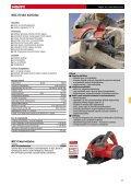 Vágás- és csiszolástechnika - Hilti - Page 6
