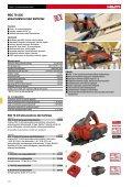 Vágás- és csiszolástechnika - Hilti - Page 7
