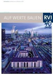 Festschrift 40 Jahre RVI GmbH