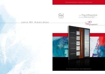 das aktuelle Programm der Firma RK Aluminium als PDF-Datei