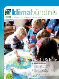 Klima macht Schule