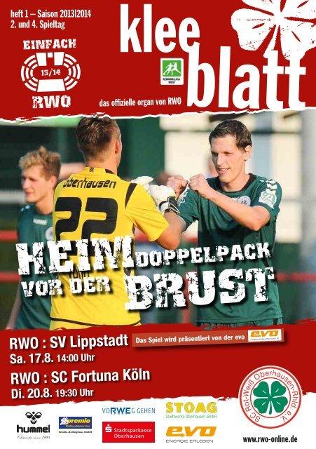download - SC Rot-Weiß Oberhausen eV