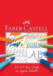 195112_schreiblernbroschuere_2013.indd 1 08.02 ... - Faber-Castell