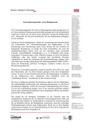 Unternehmensgarantie versus Bankgarantie - AHK Bulgarien