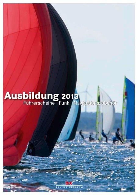 Ausbildung 2013 - Delius Klasing