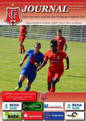 Infos und mehr rund um den Freiburger Fußball-Club - Freiburger FC