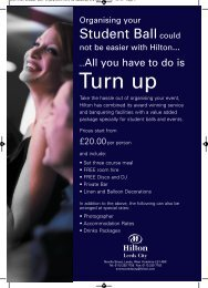 H005-0149 Student Ball Flyers:H061-0022 A4 Hen&Stag A/W.qxd