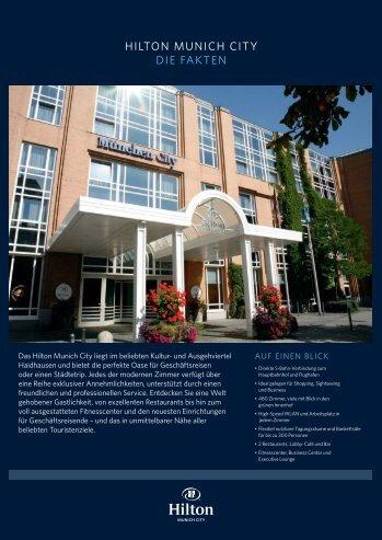 Hotel Factsheet - Hilton Hotels