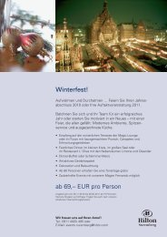 Winterfest! ab 69,– EUR pro Person