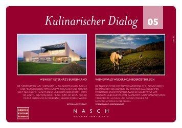 Kulinarischer Dialog 05 - Hilton Austria