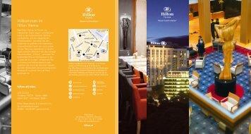 Willkommen im Hilton Vienna