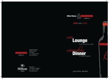 Hilton Scheiblhofer Lounge 2012