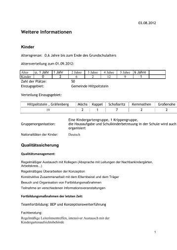 Ausführliche Informationen - Evang.-Luth. Kirchengemeinde ...