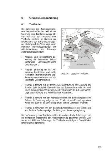 Teil 5, Kapitel 6 - Rüstungsaltstandort Stadtallendorf