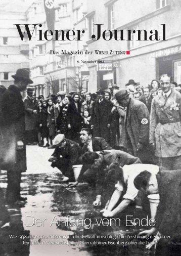 Wiener Journal - Erinnern