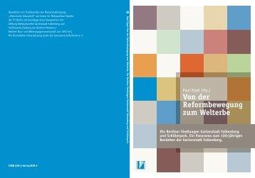 Broschüre - Berliner Bau