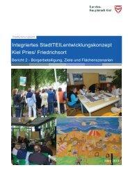 Bericht 2 - Landeshauptstadt Kiel
