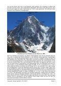 Erkundung, Erstbesteigung, Erstbegehungen, Ereignisse - Seite 5