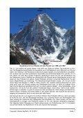 Erkundung, Erstbesteigung, Erstbegehungen, Ereignisse - Seite 7