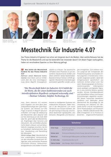 Messtechnik für Industrie 4.0? - download - Beckhoff