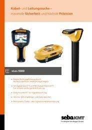 Kabel- und Leitungssuche – maximale Sicherheit und ... - SebaKMT