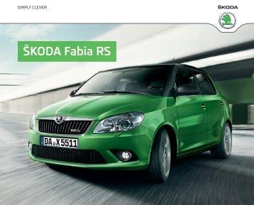 Broschüre/Preisliste - Skoda Auto Deutschland GmbH