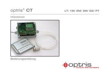Bedienungsanleitung_Typ BA_optris CT LT_DE [PDF, 4.00 MB]