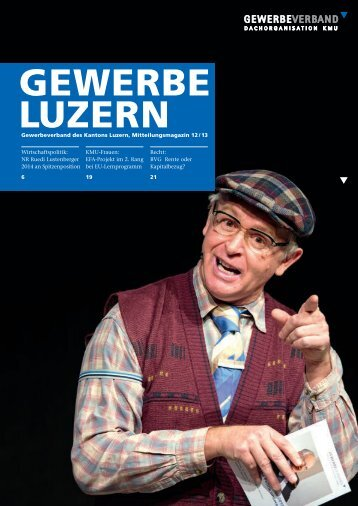 PDF-Datei zum Downloaden - Gewerbeverband des Kantons Luzern