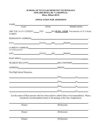 VA Form