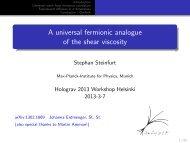 A universal fermionic analogue of the shear viscosity - Helsinki ...