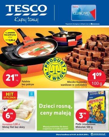 Dzieci rosną, ceny maleją - Hiperpromo.pl