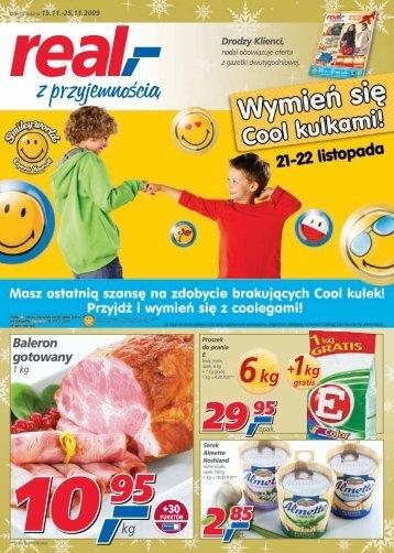 Baleron gotowany - Hiperpromo.pl