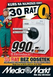 30 rat bez odsetek 30 rat bez odsetek - Hiperpromo.pl
