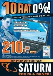 Gazetka 2010-02-16 15:01:45 2010-02-21 23:00:00 - Hiperpromo.pl