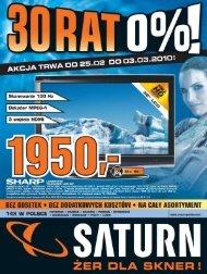 Gazetka 2010-02-24 09:24:04 2010-03-03 23:00:00 - Hiperpromo.pl
