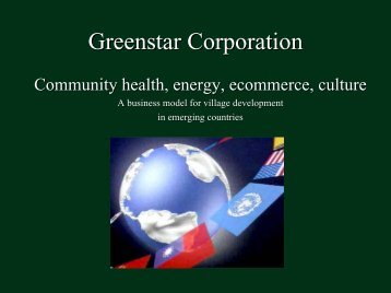 Community Health, Energy, Ecommerce, Culture - HIPNet