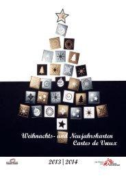 Broschüre Weihnachten 2013, PDF 7500 KB - Grico-Druck AG