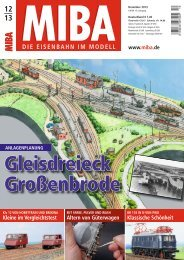 Gleisdreieck Großenbrode - Verlagsgruppe Bahn