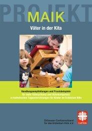 Väter in der kita - Diözesan-Caritasverband für das Erzbistum Köln eV
