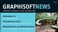 Das umfassende Leistungspaket von ... - GRAPHISOFT Deutschland