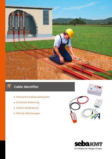 Cable Identifier - SebaKMT