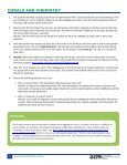 Corals and Chemistry - Climate Change Lesson Plan - Page 5
