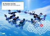 So flexibel wie Sie. - SAP.com