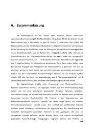 6. Zusammenfassung - Ruhr-Universität Bochum
