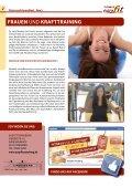 Neueste Studio News / Journal: MEHR - easyfit Parsberg - Seite 2